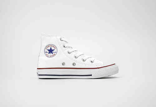 Converse All Star Blanco Hi (J253)
