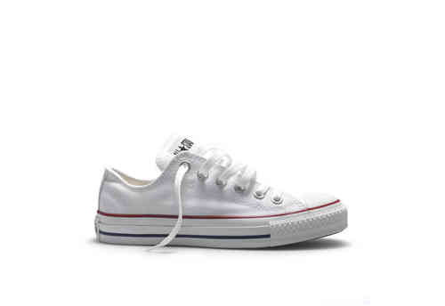 Converse All Star Blanco Lo (J256)
