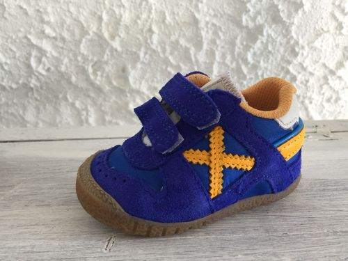 Munich Baby Goal color Azul y amarillo (8172374)