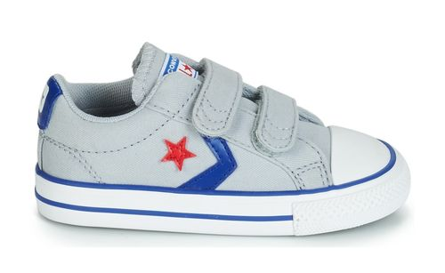 Converse CONS Star Player gris  (763529C/663601C)